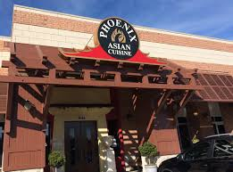 Phoenix asian cuisine greensboro
