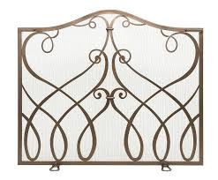 iron fireplace screens wrought iron fireplace screens canada iron fireplace screens