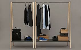 ... Rack, Toj Heavy Duty Garment Clothes Rack Design: Awesome Clothes Rack  For Home ...