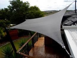 retractable sun shades outdoor ideas
