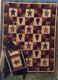 Primitive Quilt Patterns