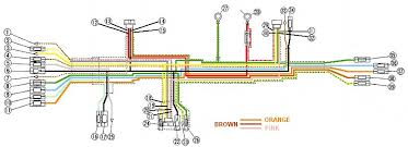 cb color wiring diagram now corrected cb450 color wiring diagram now corrected factory service manual wiring