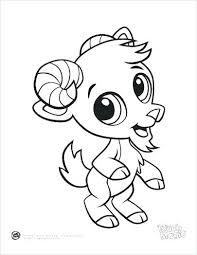 Free Printable Cute Animal Coloring Pages Coloring Games Movie