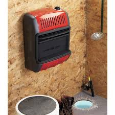 ventless most commonly you will find that propane wall heaters