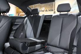 BMW Convertible bmw x3 back seat : M235i 40:20:40 rear seat split? - Bimmerfest - BMW Forums