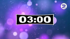 3 Minutes Countdown Bassbears Heartbreak Feat Jana Barakat
