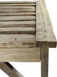 Antique Kitchen Work Tables Belgian Plank Top Kitchen Work Table Mecox Gardens