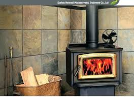 wood burning stove fan aldi