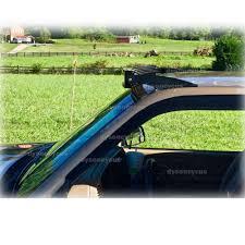 88 98 Chevy 52 Light Bar Brackets 52300w Curved Upper Windshield Led Light Bar Mounting Kit