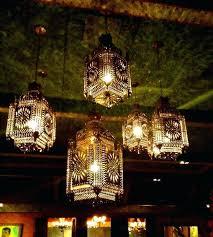 punched tin lamps lamp shades