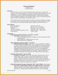 Resume For Federal Jobs Elegant Sample Resume For Warehouse Worker