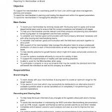Merchandising Resume Download Visual Merchandising Resume Sample Haadyaooverbayresort 23