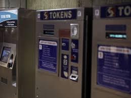 Septa Token Vending Machine Extraordinary A Token Farewell Philadelphia Transit Gets Modern Philadelphia