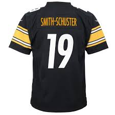 Smith Steelers 19 Pittsburgh Schuster Juju Jersey