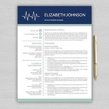Nursing Resume Template Best 60 Professional Nursing Resume Templates For 60
