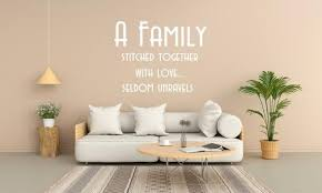 wall art quote wall decor decals