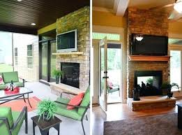 double sided fireplace indoor outdoor two sided fireplace indoor outdoor unique traditional patio by double sided