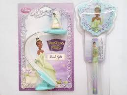Disney Book Light Disney Princess Tiana Book Light Note Pad Pen Bundle
