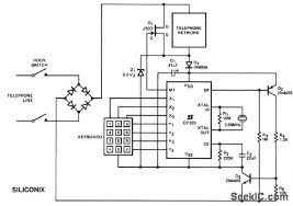 schematic diagram of telephone set schematic image telephone receiver circuit diagram wiring diagrams on schematic diagram of telephone set