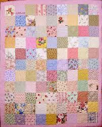 Helen Gammon's Patchwork Quilts & Alison's Shabby Chic Quilt Adamdwight.com