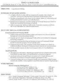 objective in resume for job summary and objective in resume summary objective resume objective