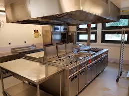 Nettoyage Et Dégraissage De Hotte Professionnelle Dans Une Cuisine