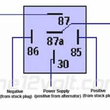 5 wire relay diagram 5 wire relay general diagram \u2022 free wiring 4 pin relay wiring diagram horn at Relay Wiring Diagram 87a