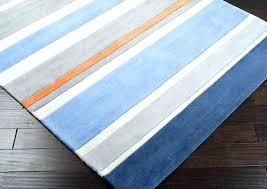 blue striped rug winning gray stripes rugs white rugby socks bathroom and b91