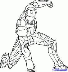 Ironman Printable Coloring Pages Http Freecoloringpage Info