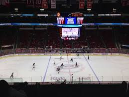 Carolina Hurricanes Hockey Game At Pnc Aena In Raleigh