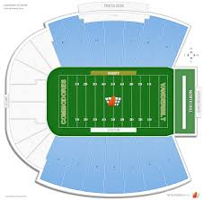 Vanderbilt Football Stadium Virtual Seating Chart Vanderbilt Stadium The Bridge Football Seating
