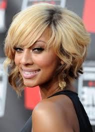 Blonde Bob Haircut For African American Women