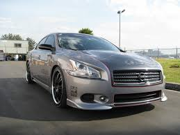 STILLEN 2009 Nissan Maxima Prepped for SEMA | VQpower.com