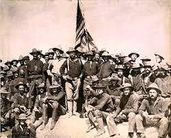 Us Army Cavalry Rough Riders Wikipedia