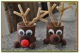 kid craft gifts for christmas. make your own version of santa\u0027s reindeer with these easy christmas kids craft ideas. kid gifts for a