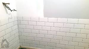 how to put tile on wall in bathroom the house that will wall tiles 1 3
