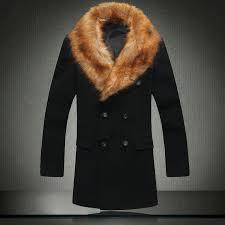 mens winter coats with fur cool