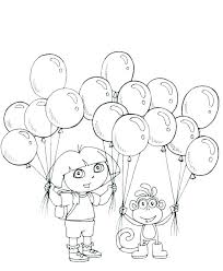 Dora Printable Printable Coloring Pages Free Coloring Pages