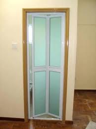 bifold bathroom door amazing bathroom doors with bi fold door f14 co