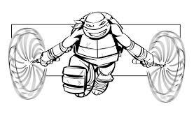 Nos Jeux De Coloriage Tortue Ninja Imprimer Gratuit Page 11 Of 12