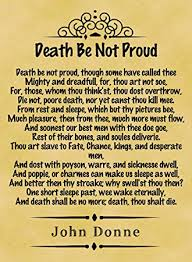 death be not proud essay conclusion homework service death be not proud essay conclusion