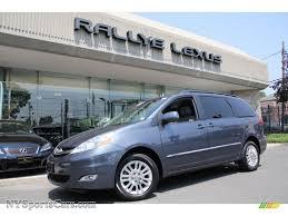 2007 Toyota Sienna XLE Limited AWD in Slate Gray Metallic - 004387 ...