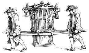 Image result for sedan chair