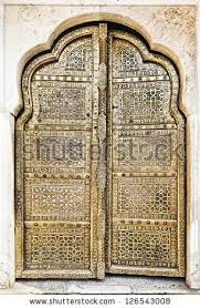 old golden doors of the hawa mahal hawa mahal the palace of winds in