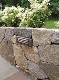 stone wall lighting. img_5578 stone wall lighting