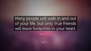 People Walk Out Of Your Life Quotes