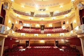 Gaiety Theatre Dublin Seating Chart All Shows