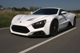 Taking A Second Look At The Zenvo ST1.