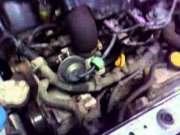 Toyota Yaris Diesel Engine Problem - YouTube