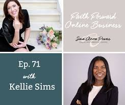 Ep. 071 - Living in Harmony with Kellie Sims — Sara Anna Powers